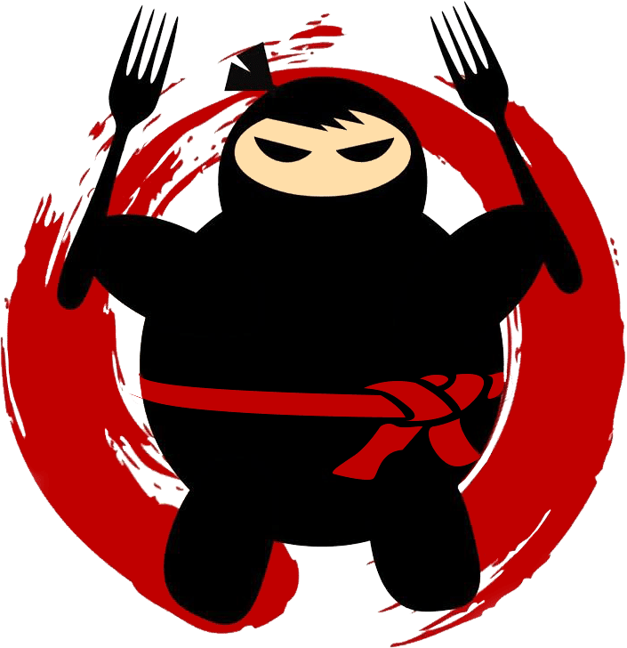 Fat Ninja Bite Logo